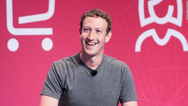 Mark Zuckerberg hạnh phúc hơn nhờ làm việc từ xa - ảnh 1