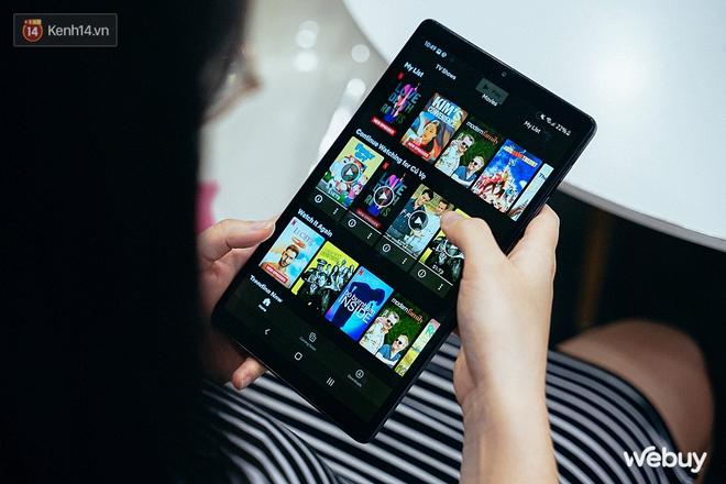 """Đây là Galaxy Tab A7 Lite: Giá phổ thông mà vẫn có tính năng """"sang - xịn - mịn"""", xem phim đọc báo chơi game nhẹ nhàng đều ổn áp - ảnh 7"""
