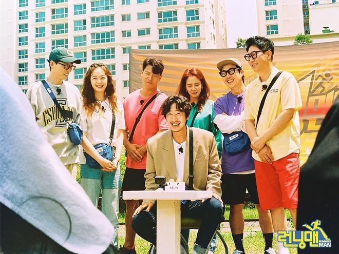 Bộ ảnh xúc động, đẹp như mơ của Lee Kwang Soo trong tập cuối ghi hình Running Man - ảnh 3
