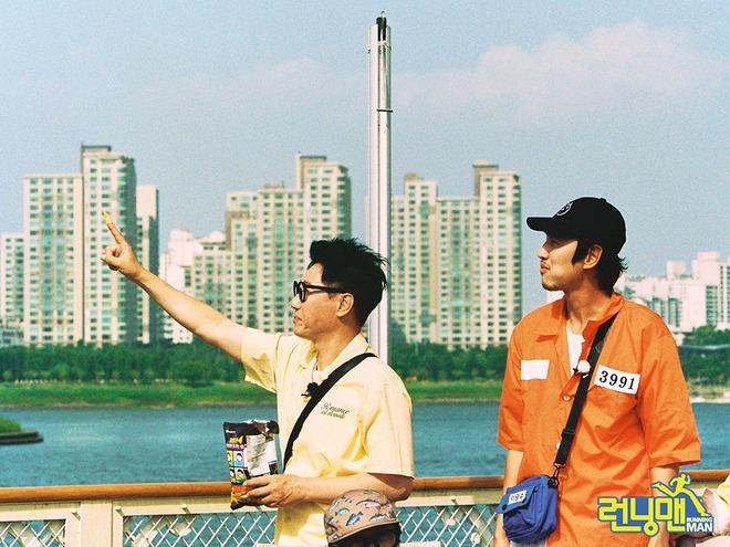 Bộ ảnh xúc động, đẹp như mơ của Lee Kwang Soo trong tập cuối ghi hình Running Man - ảnh 9
