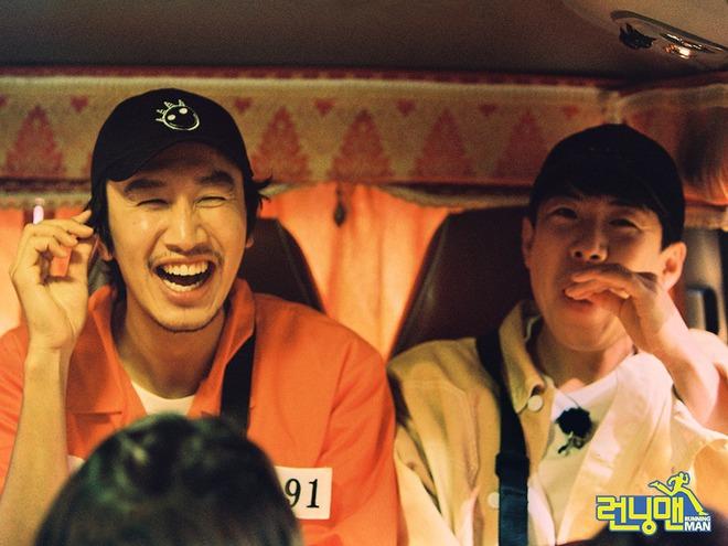 Bộ ảnh xúc động, đẹp như mơ của Lee Kwang Soo trong tập cuối ghi hình Running Man - ảnh 6