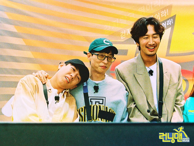 Bộ ảnh xúc động, đẹp như mơ của Lee Kwang Soo trong tập cuối ghi hình Running Man - ảnh 7