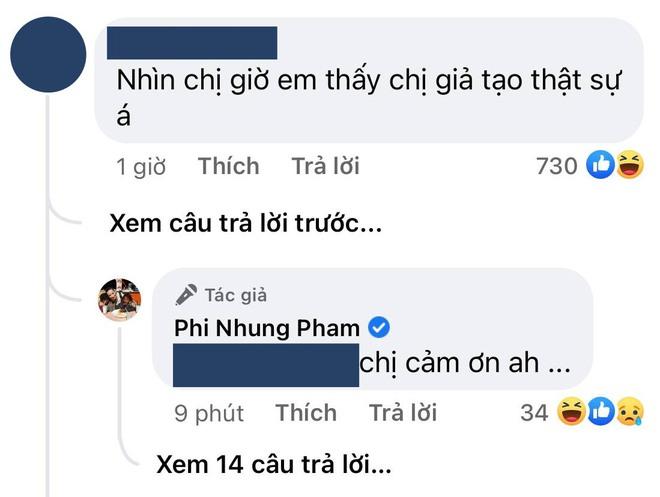 Phi Nhung đăng bài ủng hộ tuyển Việt Nam quyết thắng liền bị netizen cà khịa giả tạo, chính chủ đáp trả thế nào? - ảnh 3