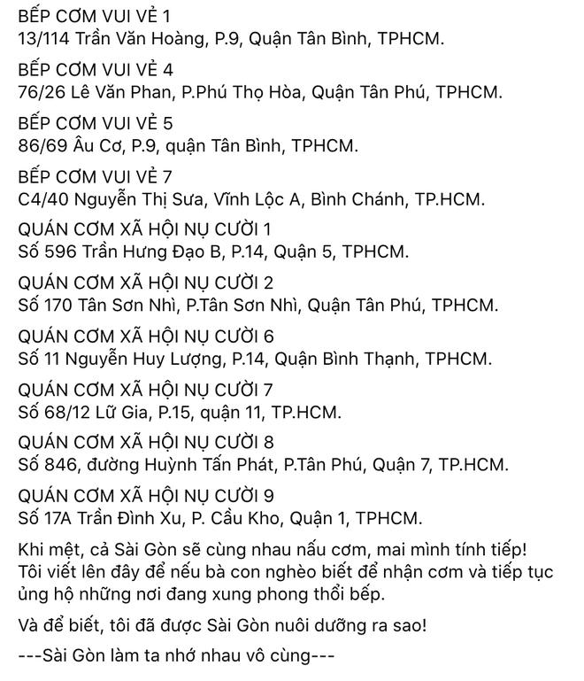 Ngồi ăn cơm bỗng xót xa bàn chuyện Sài Gòn oằn mình vì dịch, gia đình Hà Anh Tuấn đồng lòng quyên góp luôn 25 tấn gạo cho người dân - ảnh 2