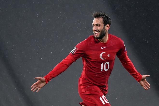 Chưa đá khai mạc, sao Thổ Nhĩ Kỳ đã hẹn gặp Italia ở chung kết Euro - ảnh 1