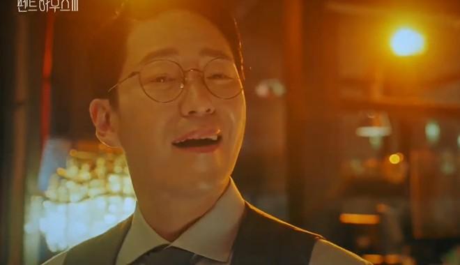 Penthouse 3 tập 2 sốc tận óc: Logan Lee tái sinh, tóc tai, xăm trổ nhìn phát hoảng? - ảnh 13