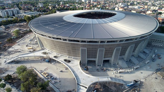 Đây là sân vận động đặc biệt nhất Euro 2020/2021: Nơi duy nhất của châu Âu cho phép gần 100% khán giả vào sân - ảnh 3
