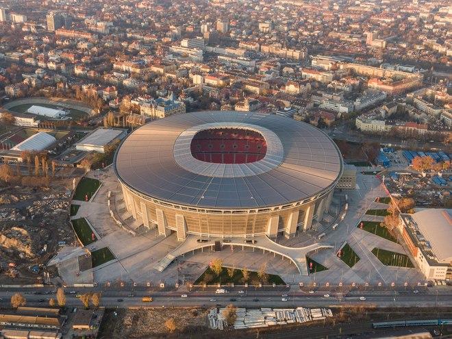Đây là sân vận động đặc biệt nhất Euro 2020/2021: Nơi duy nhất của châu Âu cho phép gần 100% khán giả vào sân - ảnh 4