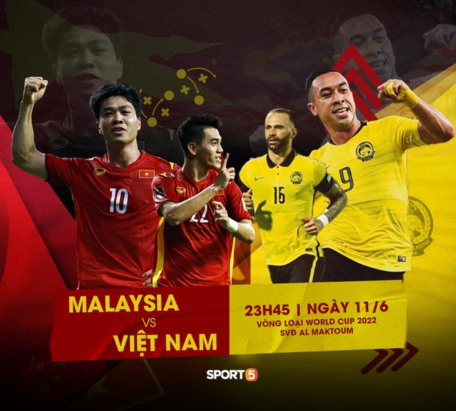23h45 ngày 11/6, ĐT Malaysia vs Việt Nam: Lạnh lùng chờ thời khắc lịch sử - ảnh 3