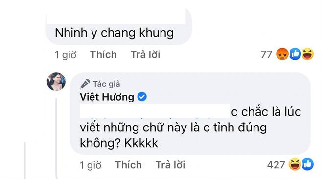 Việt Hương đăng clip ông xã giới tính linh hoạt hát karaoke nhưng bị anti-fan mắng khùng, cách phản dame sau đó cực sâu cay - ảnh 4