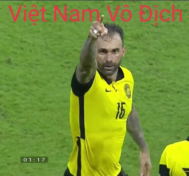 Việt Nam thắng Malaysia, meme cười bể bụng đánh chiếm khắp mạng xã hội - ảnh 7