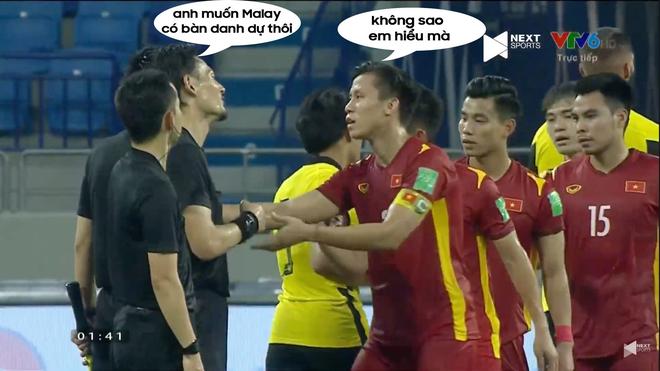Việt Nam thắng Malaysia, meme cười bể bụng đánh chiếm khắp mạng xã hội - ảnh 8