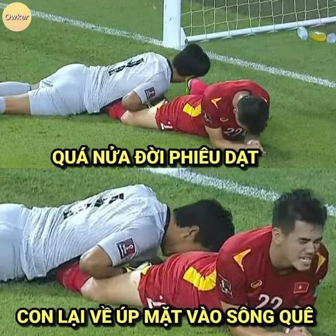 Việt Nam thắng Malaysia, meme cười bể bụng đánh chiếm khắp mạng xã hội - ảnh 21