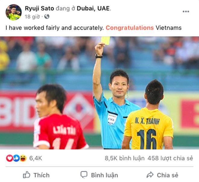 Góc IQ vô cực: Đổi tên page bán hàng online thành tên trọng tài Nhật Bản bắt trận Việt Nam - Malaysia để hút tương tác khủng! - ảnh 2