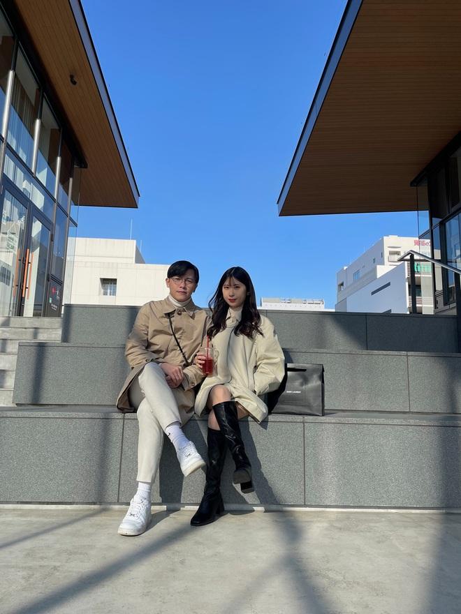 DucMio - hot couple 1,1 triệu followers: Chồng tăng nhẹ 15kg, vợ chưa từng trực tiếp gặp nhà chồng sau gần 2 năm kết hôn - ảnh 1
