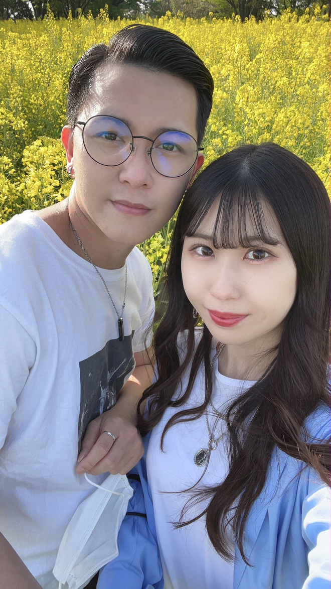 DucMio - hot couple 1,1 triệu followers: Chồng tăng nhẹ 15kg, vợ chưa từng trực tiếp gặp nhà chồng sau gần 2 năm kết hôn - ảnh 3