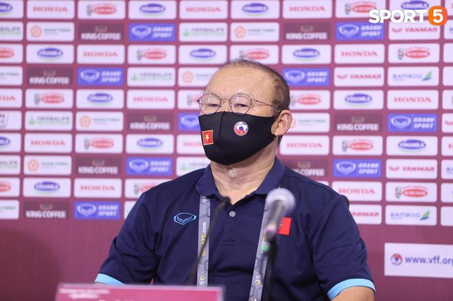 HLV Park Hang-seo: Tôi đặt mục tiêu thắng UAE - ảnh 1