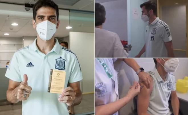 Độc từ nước Ý: Cận cảnh giấy xét nghiệm Covid-19 của fan đến xem khai mạc Euro 2020 - ảnh 4