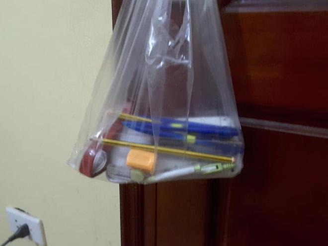 Bị cấm mang hộp bút vào phòng thi, nam sinh có pha xử lý nhanh trí khiến cả cha mẹ lẫn giáo viên cười ngặt nghẽo - ảnh 1
