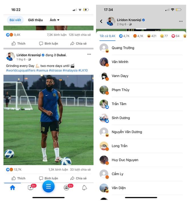 Fanpage chính thức của Hiệp hội Liên đoàn bóng đá Malaysia chặn IP của người dùng Việt - ảnh 3