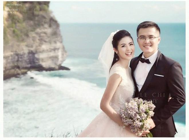 Hoa hậu Ngọc Hân hé lộ váy cưới, chỉ 1 chi tiết làm rộ nghi vấn hôn lễ hoành tráng đến tới nơi rồi nhưng sự thật là gì? - Ảnh 5.