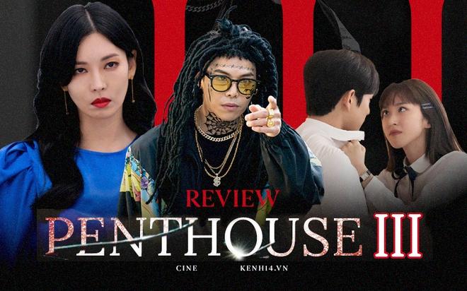 Penthouse 3: Bảo Penthouse hết vô lý thì khác gì ép cá phải leo cây! - ảnh 1