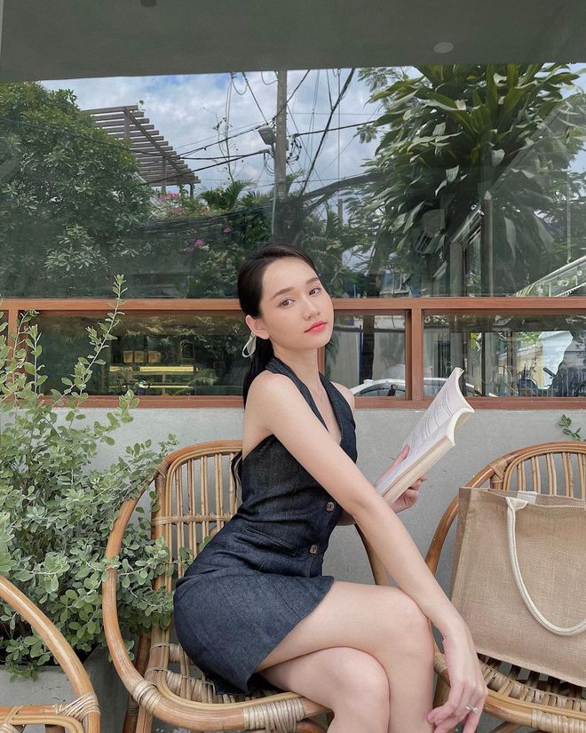 Instagram look sao Việt tuần qua: Crop-top chiếm sóng, riêng 1 mỹ nhân lạc quẻ vì diện nguyên set đồ len phát ngốt - ảnh 2