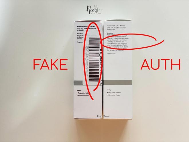 Khỏi dài dòng phức tạp, bạn cứ test nhanh 4 điều sau là biết mình có mua phải serum The Ordinary giả hay không - ảnh 3