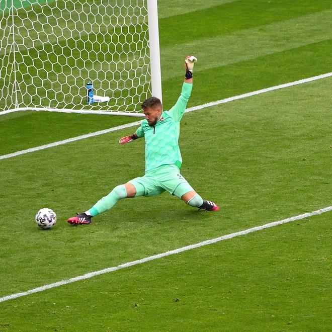 Bàn thắng từ giữa sân giúp CH Czech nhấn chìm tuyển Scotland ở bảng D Euro 2020 - ảnh 6