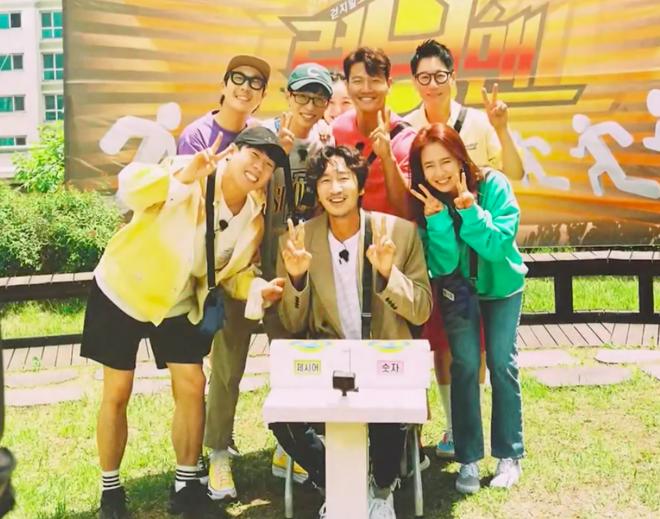 Running Man: So Min bị Jong Kook đuổi khéo khi cố tranh vị trí trung tâm của Ji Hyo - ảnh 3