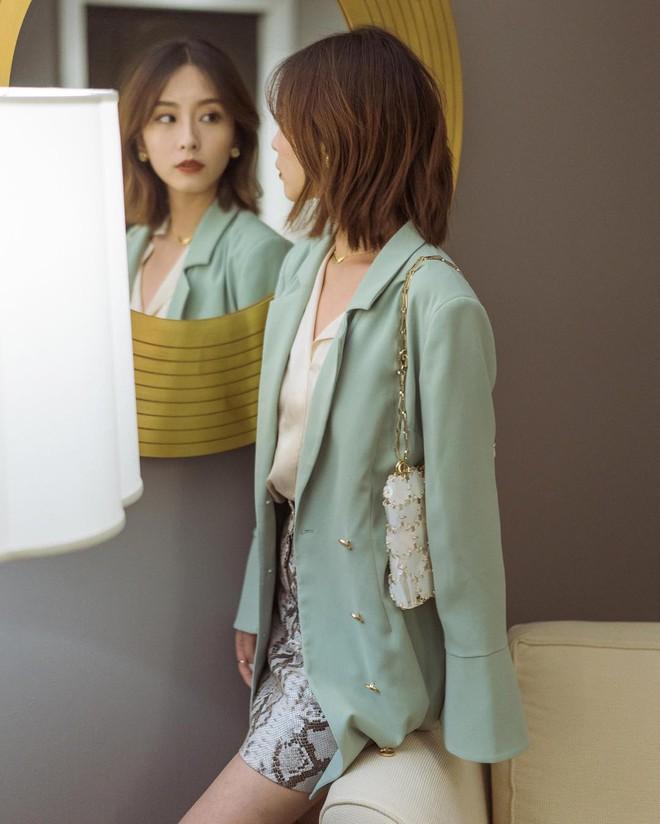 5 sắc màu trẻ trung để nàng công sở U30 tha hồ thay đổi, chẳng thấy dừ tí nào mà chỉ thấy xinh tươi hơn - ảnh 3