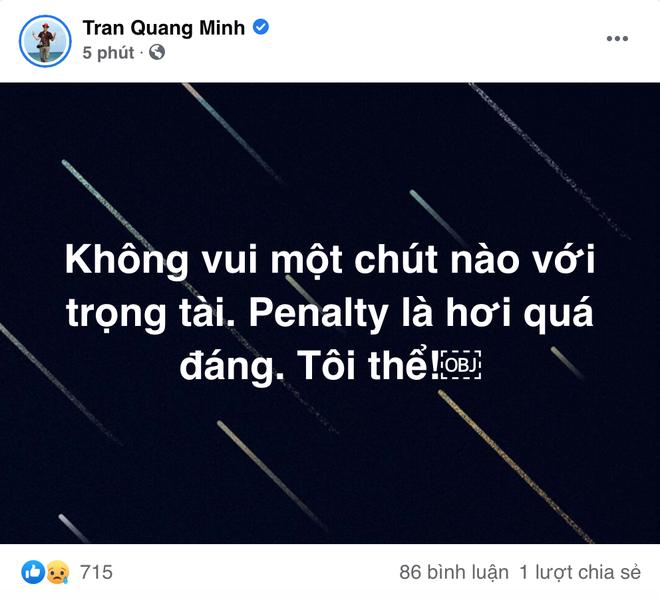Netizen phản ứng với quyết định của trọng tài trận Việt Nam - UAE, bồ cũ Quang Hải cũng dõng dạc lên tiếng - ảnh 2
