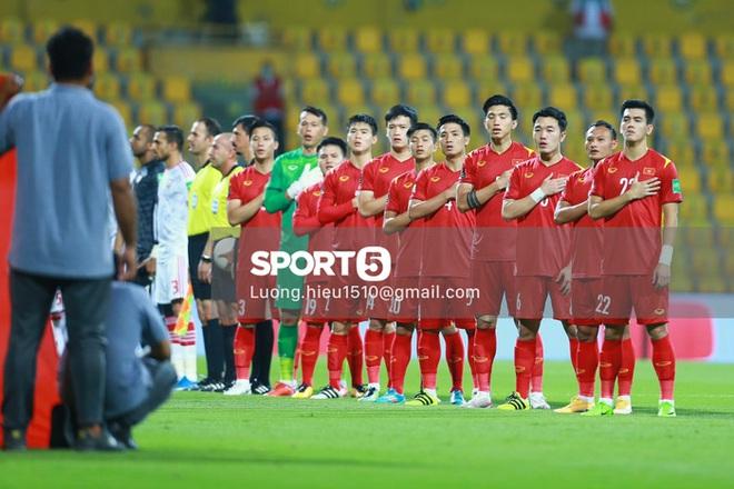 Đường truyền tín hiệu từ UAE gặp vấn đề khiến VTV lỡ phát sóng 6 phút đầu trận đấu của tuyển Việt Nam - ảnh 1