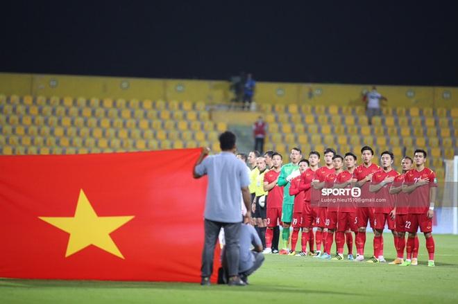 Việt Nam chính thức giành vé dự vòng loại 3 World Cup 2022 - ảnh 1