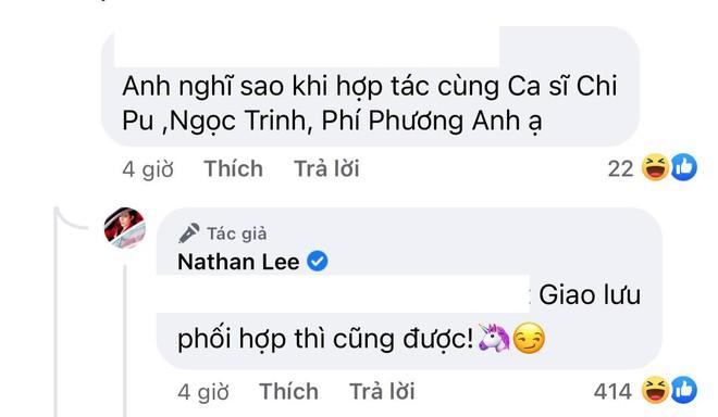 Nathan Lee chốt một câu gây ngỡ ngàng khi được hỏi hợp tác với Ngọc Trinh, có thật là sẽ mua bài Baby Shark? - ảnh 2