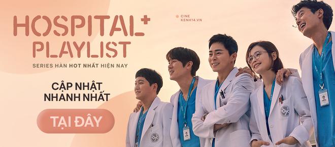 Hospital Playlist 2 lập kỷ lục rating siêu khủng trong lịch sử đài cáp, vượt mặt cả loạt bom tấn Hàn - Ảnh 8.