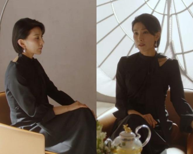 """Khánh Linh làm clip """"biến hình"""" thời trang, cơ mà sao nhìn cứ giống Mợ cả trong Mine thế này? - ảnh 8"""