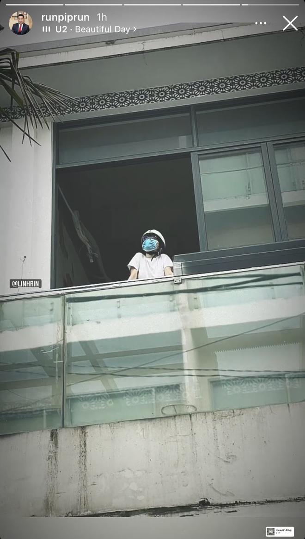 Thiếu gia nhà tỷ phú Johnathan Hạnh Nguyễn đăng ảnh chị ninja lạ mặt, hóa ra chính là bạn gái Linh Rin - ảnh 2