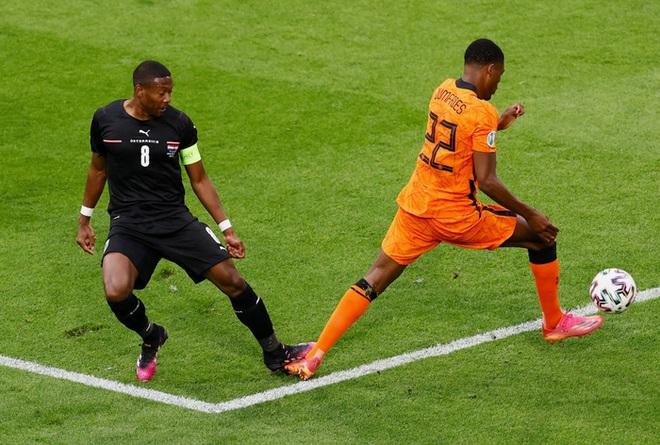Thắng áp đảo tuyển Áo, Hà Lan chính thức bước tiếp vào vòng knock-out Euro - ảnh 2