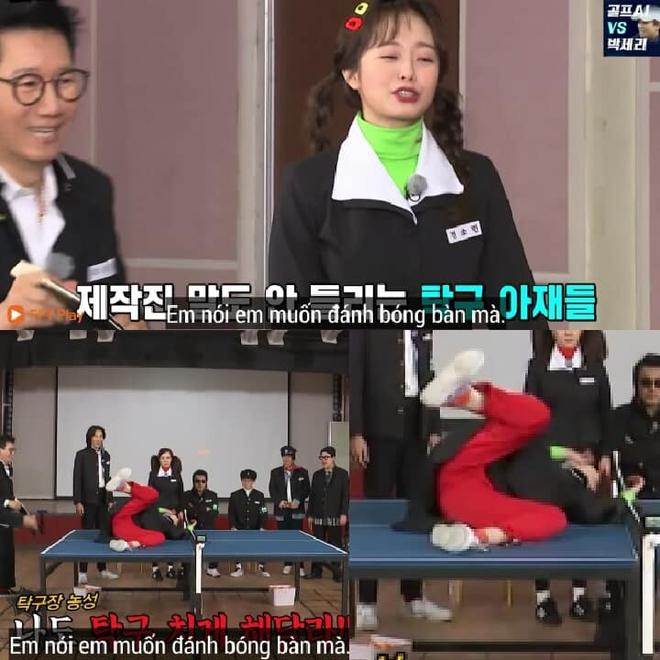 So Min và những lần tham vọng chiếm spotlight Running Man khiến antifan tức anh ách - ảnh 11