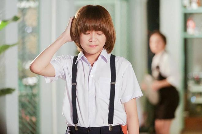 Thiên Khôi - Quán quân Vietnam Idol Kids với mái tóc Maika đáng yêu năm nào giờ đã lột xác, cao lớn phổng phao - ảnh 9