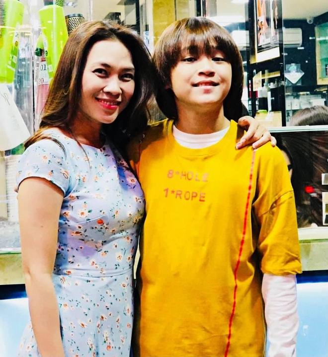 Thiên Khôi - Quán quân Vietnam Idol Kids với mái tóc Maika đáng yêu năm nào giờ đã lột xác, cao lớn phổng phao - ảnh 13