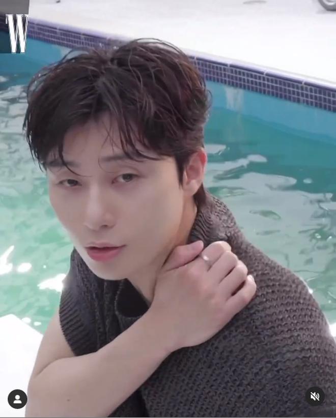 Chỉ với 1 bức ảnh Park Min Young đã lộ đến 4 hint hẹn hò Park Seo Joon, đáng ngờ nhất là nhẫn đôi báo hiệu tin vui? - ảnh 2