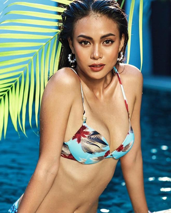 """Cả dàn Hoa hậu - Á hậu gây sốt bởi loạt đồ bơi """"hót hòn họt, dự là sắp làm mưa làm gió MXH cho xem! - ảnh 11"""