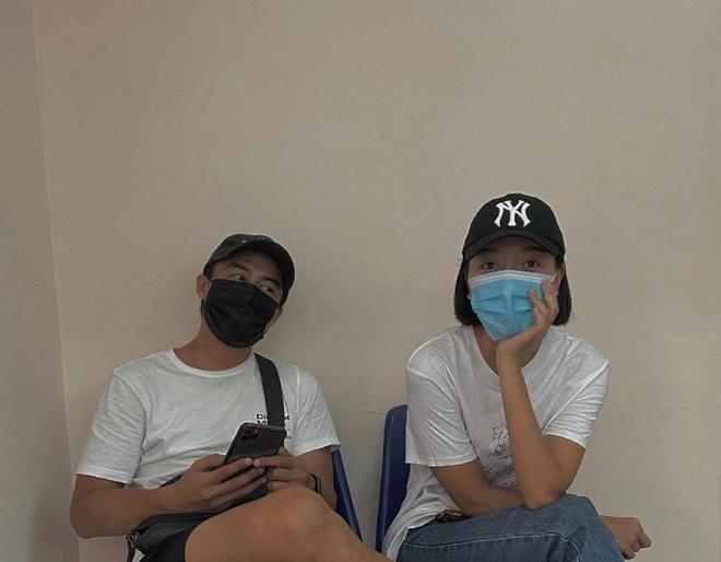 Băng Di và bạn trai cùng bồ cũ Hương Giang xung phong đi hiến máu, hành động đẹp lan toả giữa mùa dịch Covid-19! - ảnh 2