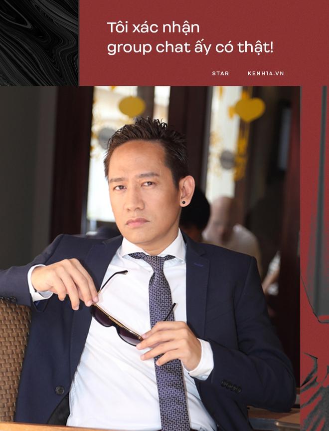 Phỏng vấn nóng Duy Mạnh: Hé lộ chi tiết bất ngờ về nhóm chat Nghệ sĩ Việt, kể chuyện bị Phi Nhung gài và ồn ào của Hoài Linh - ảnh 1