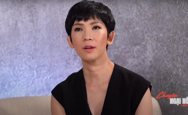 NS Quang Minh khóc nghẹn xin lỗi con gái, tâm sự về hôn nhân đổ vỡ với NS Hồng Đào - ảnh 2
