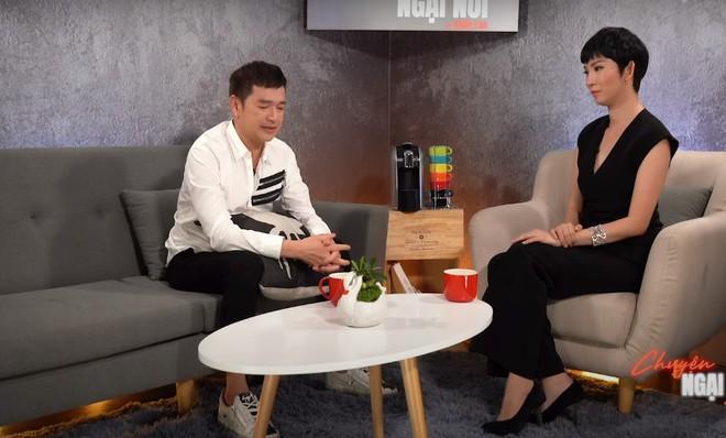 NS Quang Minh khóc nghẹn xin lỗi con gái, tâm sự về hôn nhân đổ vỡ với NS Hồng Đào - ảnh 3