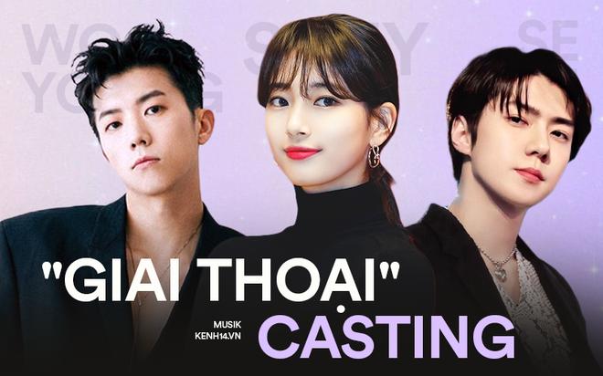 Những lần casting Kpop đi vào giai thoại: Người được tuyển nhờ giấc mơ, có nam idol đi audition nhóm nữ lại đậu - ảnh 1