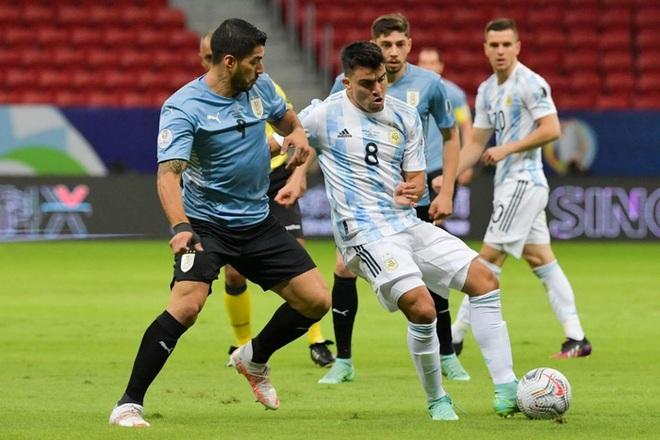 Messi kiến tạo giúp Argentina có thắng lợi đầu tiên tại Copa America 2021 - ảnh 2